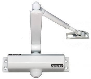 Доводчик двери Falcon Eye FE-B2W белый