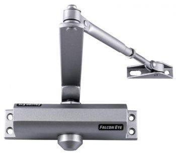 Доводчик двери Falcon Eye FE-B2W серебристый