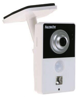 Видеокамера IP Falcon Eye FE-IPC-QL200PA белый