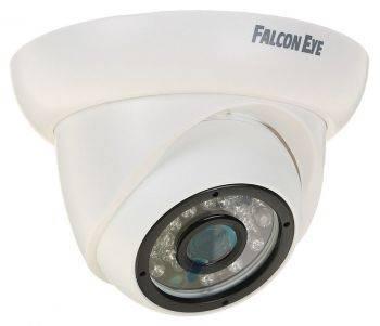 Камера видеонаблюдения Falcon Eye FE-ID1080MHD / 20M белый