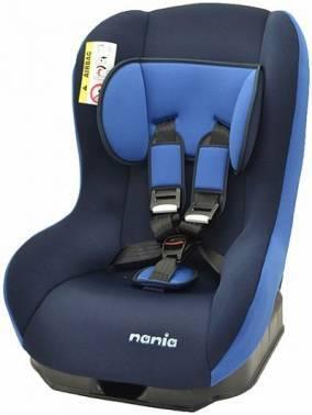 Автокресло детское Nania Basic (abyss) синий