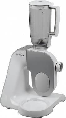 Кухонный комбайн Bosch MUM58243 серый / белый