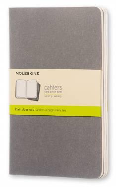 Блокнот Moleskine Cahier Journal Large серый (CH318)