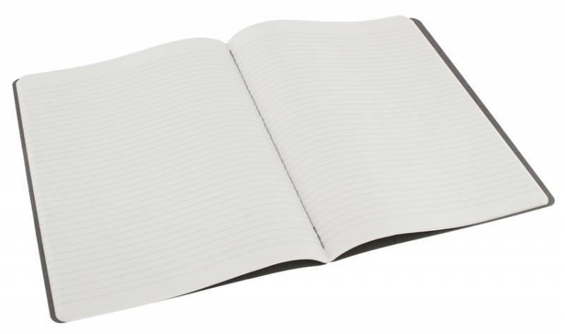 Блокнот Moleskine Cahier Journal XLarge серый (CH321) - фото 2