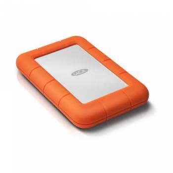 Внешний жесткий диск 500Gb Lacie LAC301556 Rugged Mini оранжевый USB 3.0