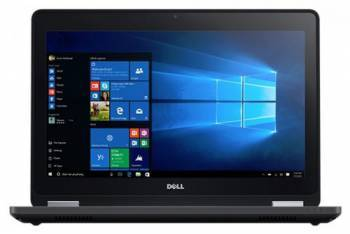 Ноутбук 12.5 Dell Latitude E5270 черный