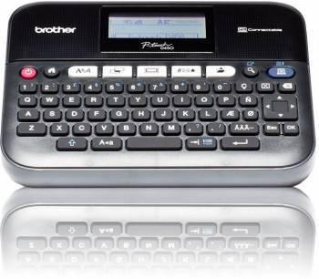 Принтер для печати наклеек Brother P-touch PT-D450VP черный