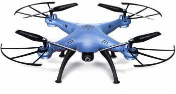 Квадрокоптер SYMA X5HW синий