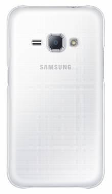 Чехол Samsung Slim Cover, для Samsung Galaxy J1 (2016), прозрачный (EF-AJ120CTEGRU)