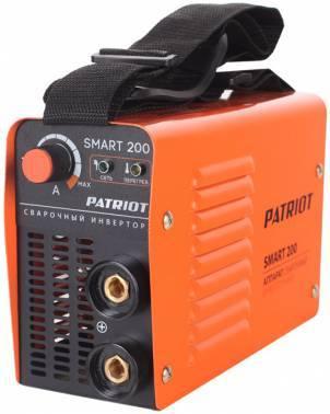 Сварочный аппарат Patriot SMART 200 (605301840)