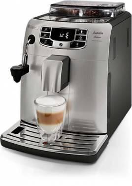 Кофемашина Saeco Incanto HD8888 / 19 серебристый