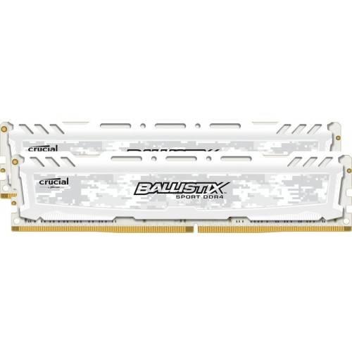 Модуль памяти DIMM DDR4 2x8Gb Crucial BLS2C8G4D240FSC - фото 1