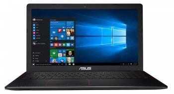 Ноутбук 15.6 Asus K550VX-DM368T черный