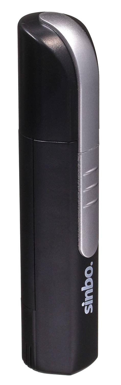 Триммер Sinbo STR 4920 серебристый/черный - фото 3