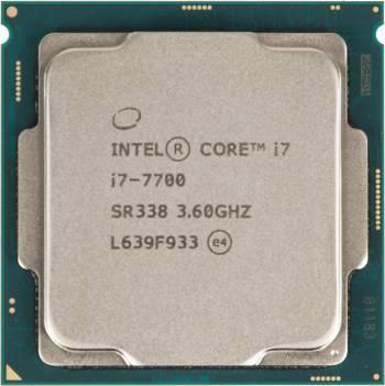 Процессор Socket-1151 Intel Core i7 7700 Box