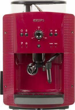 Кофемашина Krups EA810770 красный / черный