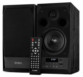 Акустическая система 2.0 Sven MC-10 черный