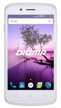 Смартфон Digma A420 3G LINX 4ГБ белый