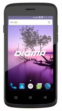 Смартфон Digma A420 3G LINX 4ГБ черный (LS4019PG)