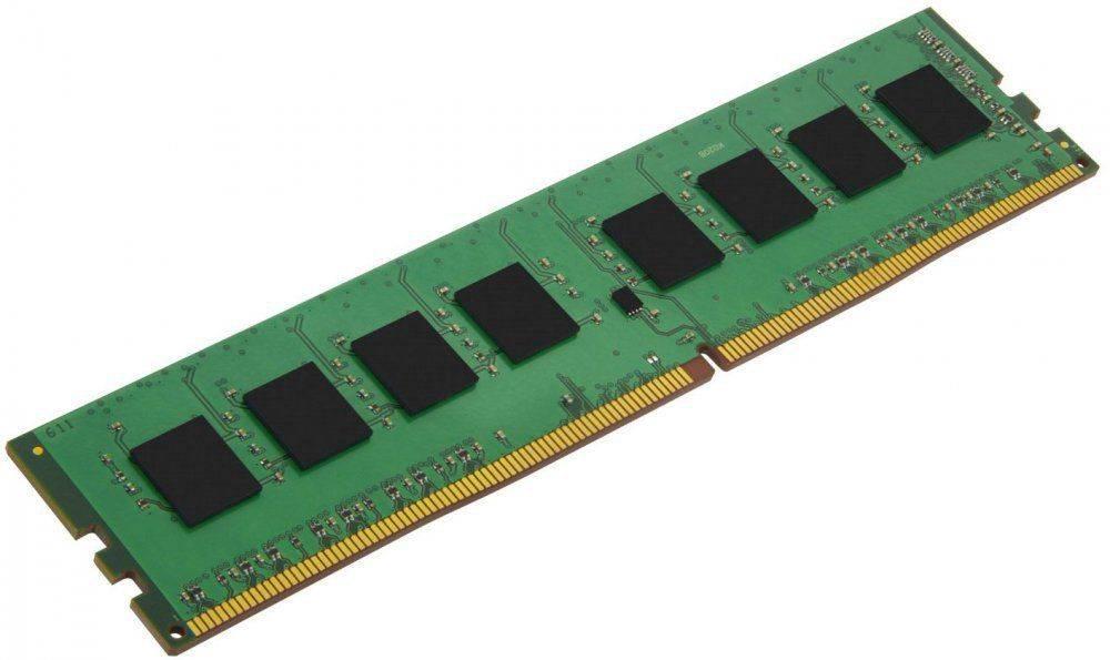 Модуль памяти DIMM DDR4 8Gb Kingston (KVR24N17S8/8) - фото 1