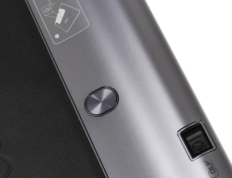 "Планшет 10.1"" Lenovo Yoga Tablet 3 Pro YT3-X90L 64ГБ черный (ZA0G0086RU) - фото 11"