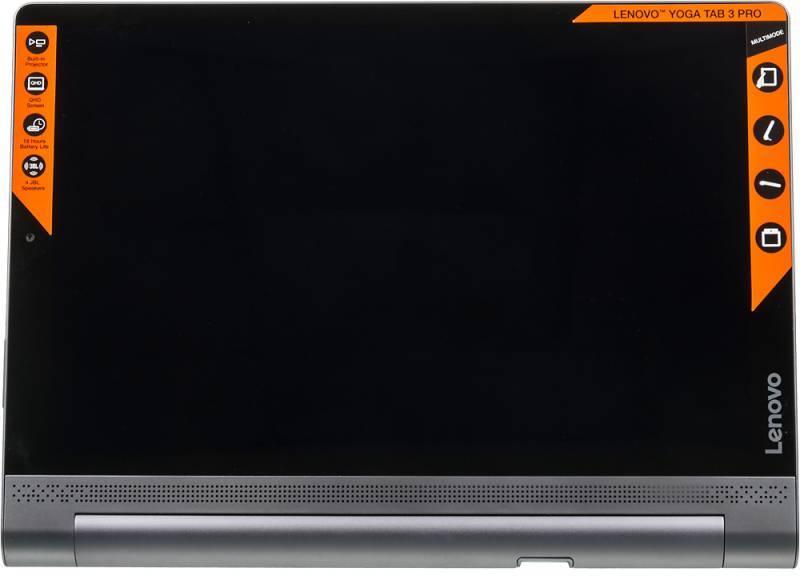 "Планшет 10.1"" Lenovo Yoga Tablet 3 Pro YT3-X90L 64ГБ черный (ZA0G0086RU) - фото 2"