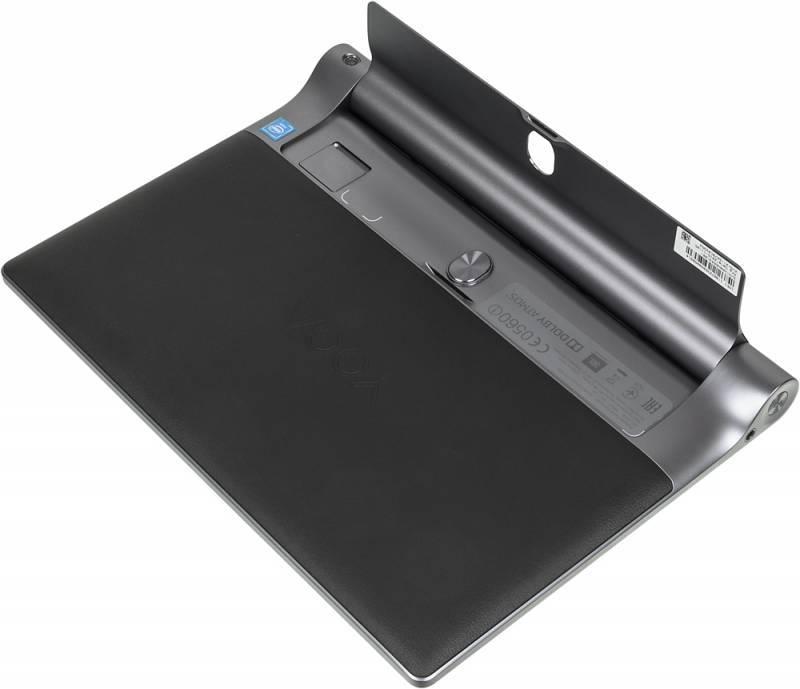 "Планшет 10.1"" Lenovo Yoga Tablet 3 Pro YT3-X90L 64ГБ черный (ZA0G0086RU) - фото 5"