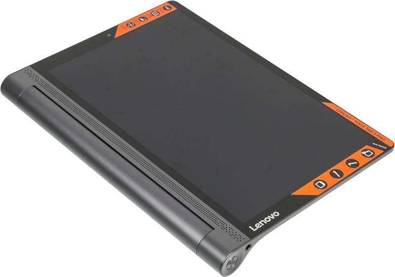 "Планшет 10.1"" Lenovo Yoga Tablet 3 Pro YT3-X90L 64ГБ черный (ZA0G0086RU) - фото 6"