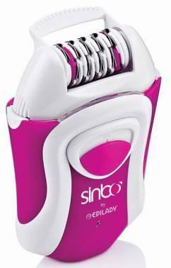 Эпилятор Sinbo SEL 6032 сиреневый