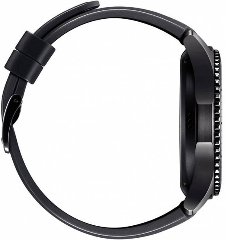 Смарт-часы SAMSUNG Galaxy Gear S3 Frontier SM-R760 титан матовый (SM-R760NDAASER) - фото 5