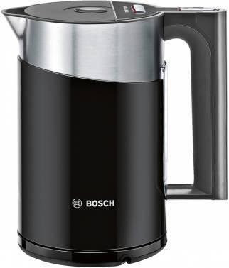 Чайник электрический Bosch TWK861P3RU черный