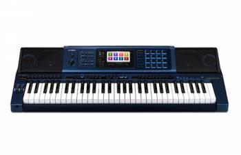 Синтезатор Casio MZ-X500 синий