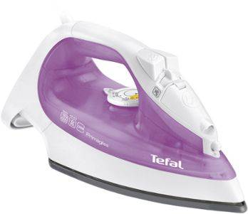 Утюг Tefal FV2548E0 белый/сиреневый (2820254800)