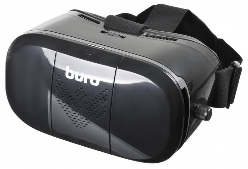 Очки виртуальной реальности BURO VR-369 черный - фото 1