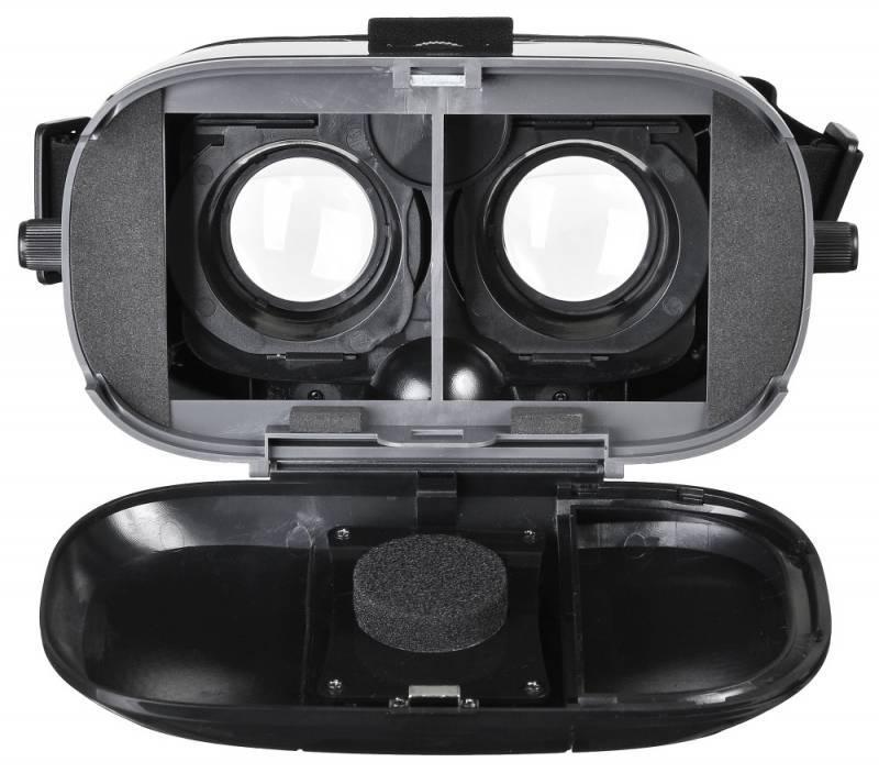 Очки виртуальной реальности BURO VR-369 черный - фото 2