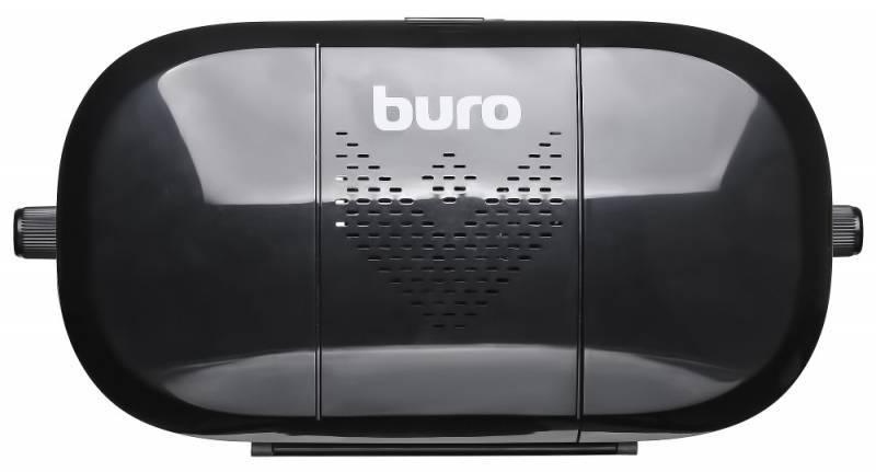 Очки виртуальной реальности BURO VR-369 черный - фото 8