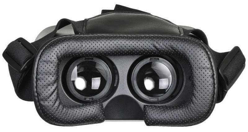 Очки виртуальной реальности BURO VR-368 черный - фото 2