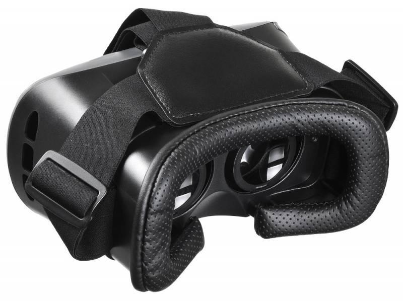 Очки виртуальной реальности BURO VR-368 черный - фото 3