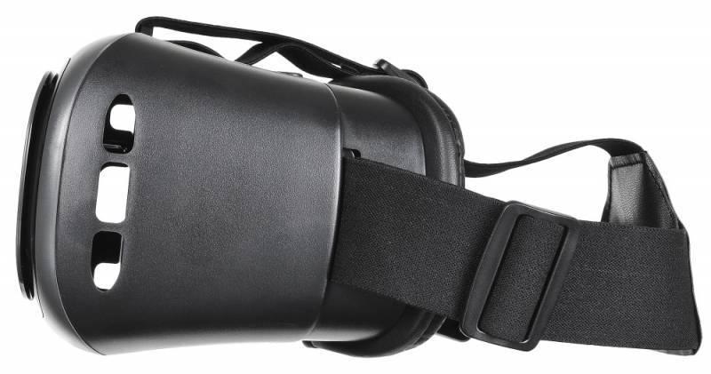 Очки виртуальной реальности BURO VR-368 черный - фото 4