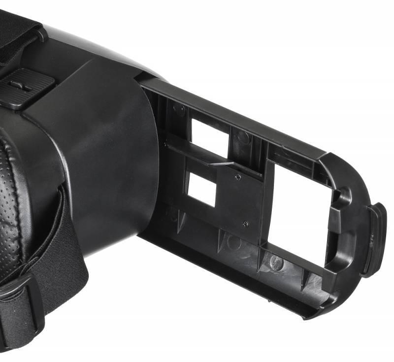Очки виртуальной реальности BURO VR-368 черный - фото 5
