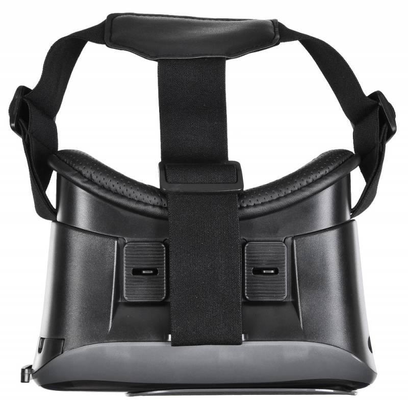 Очки виртуальной реальности BURO VR-368 черный - фото 8