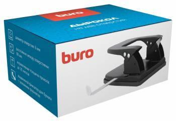 Дырокол Buro черный (062000101)