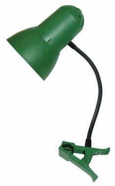 Светильник настольный Трансвит НАДЕЖДА-ПШ зеленый