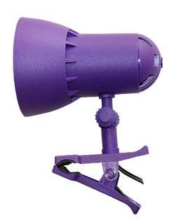 Светильник настольный Трансвит НАДЕЖДА1MINI фиолетовый (NADEZHDA1MINI/VIO)