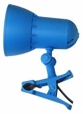 Светильник настольный Трансвит НАДЕЖДА1MINI синий лазурь (NADEZHDA1MINI/BLU)