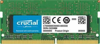Модуль памяти SO-DIMM DDR4 8Gb Crucial CT8G4SFS824A