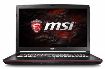 Ноутбук 17.3 MSI GP72 7QF(Leopard Pro)-899 черный