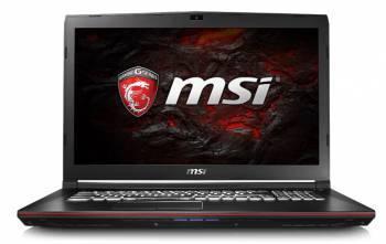 Ноутбук 17.3 MSI GP72 7QF(Leopard Pro)-898RU черный