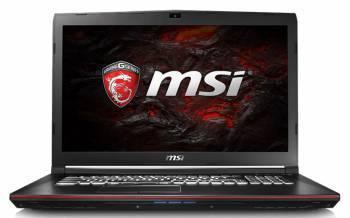 Ноутбук 17.3 MSI GP72 7QF(Leopard Pro)-1000 черный