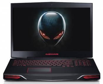 Ноутбук 17.3 Dell Alienware 17 R4 серебристый